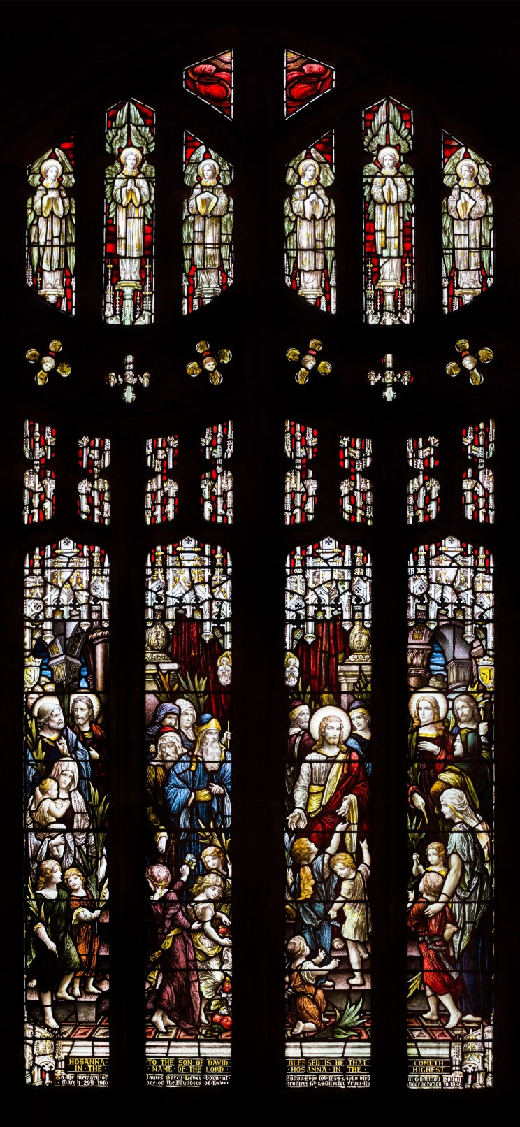 North Transept Window
