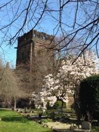 Christ Church in Spring 2017